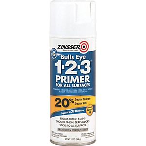 Zinsser 2008 Bulls Eye 1 2 3 Primer Sealer Stain Blocker